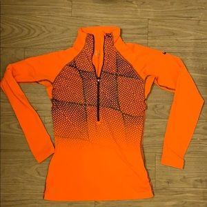 Nike Women's Dri-Fit 1/2 Zip Cover Up